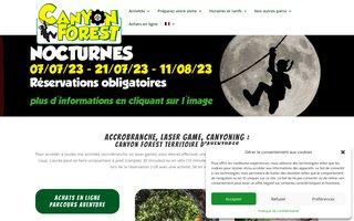 site-officiel-de-canyon-forest